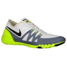 bc5758d887e8 Nike Free Trainer 3.0 V3 - Men s - Training - Shoes - White Cool Grey Black -sku 05270100