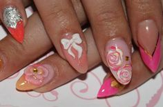 17 Creative Bombastic Nail Designs - Fashion Diva Design