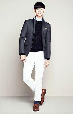 Kim Soo Hyun ZioZia S/S 2014 #김수현   Do Min Joon theme  Man From The Stars