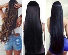 Cresça seu cabelo rápido e de forma natural com estas 3 receitas caseiras