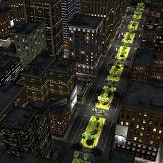 Night Buildings - $599