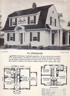 1928 Home Builders Catalog - The Dykemans | From the collect… | Flickr