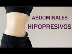 GIMNASIA HIPOPRESIVA - Ejercicios Para Reducir y fortalecer barriga - YouTube