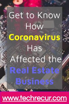 The rapid pace at which the #coronavirus #pandemic is spreading is having an unprecedented impact on the way humans live and do business. While the coronavirus pandemic has adversely affected the #economies in the world, varying opinions and facts are coming-up regarding the impact of #COVID-19 on the real estate sector. The sectors of the real estate industry hit hardest so far are #hotels , #restaurants , #bars , and other #entertainment retail. Real Estate Business, Getting To Know, Restaurants, Hotels, Retail, Entertainment, Facts, Live, Restaurant