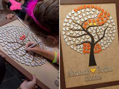 Sorteio: Árvore de assinaturas da Barse Casamentos | Blog do Casamento