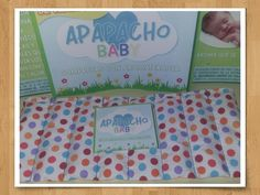 Apapacho baby lunares aqua