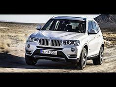 2015 BMW X3 Facelift