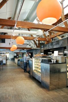 Sandwich Shop Rustic Interior Design Ideas Sandwich