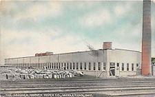 B66/ Middletown Ohio Postcard The Gardner Harvey Paper Company Factory 1910