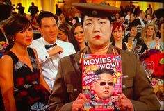 The Internet Isn't Sure What to Make of Margaret Cho's Golden Globes Character