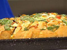 Pan relleno  .. Narda Lepes | recetas | FOX Life