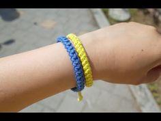 [왕초보코바늘] 팔찌 만들기 - YouTube Crochet Rings, My Style, Bracelets, Jewelry, Fashion, Moda, Jewlery, Jewerly, Fashion Styles