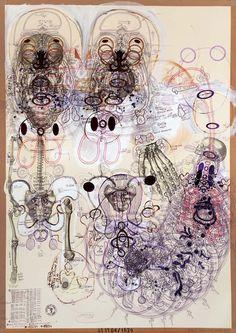 LUBOS PLNY / biennale de venise 2017 : abcd Art Brut