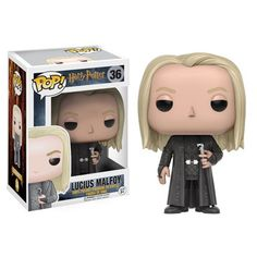 Harry Potter Lucius Malfoy Pop! Vinyl Figure - Funko - Harry Potter - Pop! Vinyl Figures at Entertainment Earth