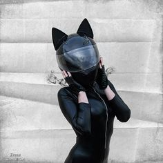 Neko Helmet aka Cat Ears Helmet 58