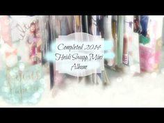 2014 Heidi Swapp Mini Album