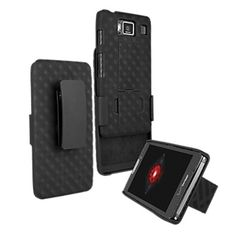 Shell/Holster Combo for Droid Razr HD