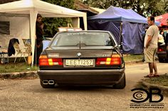 BMW E32 750iL Airride | Flickr - Photo Sharing!