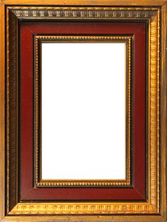 Presentation Photo Frames: Tall Traditional Rectangle, Style 21