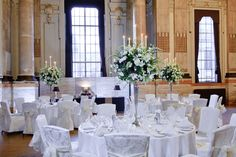 Historic Grade II listed wedding venue Westminster is exclusively available for your civil ceremony or civil partnership. Wedding Reception Venues, London Wedding, Wedding Flowers, Table Settings, Wedding Ideas, Weddings, Table Decorations, Home Decor, Decoration Home