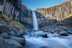 Cathedral Waterfall | by Hughie O'Connor