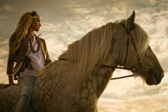 """A horse without a rider is still a horse; but a rider without a horse is just a human."" horse and girl. Please also visit www.JustForYouPropheticArt.com for colorful, inspirational art and stories and like my Facebook Art Page  at https://www.facebook.com/Propheticartjustforyou Thank you so much! Blessings!"