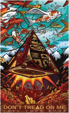 311 2005 Tour Poster