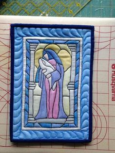 Looking for quilting project inspiration? Check out Madonna by member ariellasa992109.