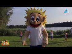Vakantiepark Hof van Zeeland Minidisco Dans met Tante Rita - YouTube