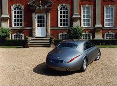 Aston Martin Lagonda Vignale concept, 1993