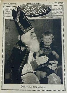 Sinterklaas cover, Katholieke Illustratie 1929