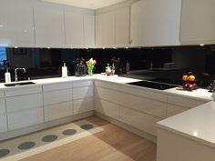 Kjøkken fra HTH Kitchen Cabinets, House, Ideas, Home Decor, Decoration Home, Home, Room Decor, Kitchen Base Cabinets, Haus