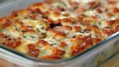 Com calabresa e queijo, sobras de pão rendem torta fácil e deliciosa!
