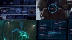 I just stumbled across Cantina Creative's GFX Reel, and it is full of  brilliant work! There's lots of great detail in some of those shots that I  ended up hitting pause about a hundred times :)  The reel is made up of several shots showcasing everything from HUDs,  environment scanning, touch interfaces, security access UI to central  command screens. It's a testament to Cantina Creative and their ability to  continually create new and unique UI. It's easy to see when it's switching…