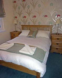 Woodlea - Self Catering Accommodation lsle of Arran, Scotland Isle Of Arran, Catering, Scotland, Bed, Furniture, Home Decor, Decoration Home, Catering Business, Stream Bed