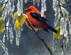 peinture de rosemary millette