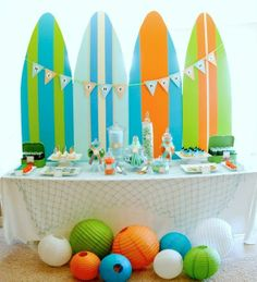 beach theme party | beach theme party | BB Shop Inspiration