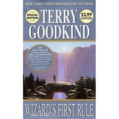 Mr. Logue recommends the Sword of Truth series. The masterpiece that started The New York Times bestselling epic Sword of Truth.  In the aftermath of the brutal murder of his father, a ...