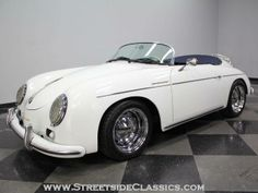 Displaying 1 - 15 of 27 total results for classic Porsche 356 Vehicles for Sale. Classic Car Sales, Classic Cars, Triumph Bikes, Fast Times, Porsche 356, Collector Cars, Dream Garage, Amazing Cars, Cars For Sale