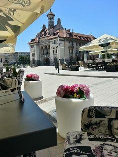 Piata Ovidius , Constanta / Ovidius Square , Constanta Danube Delta, Black Sea, Eastern Europe, Mansions, Country, House Styles, Places, Unique, Beautiful