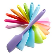 Rainbow Spatulas