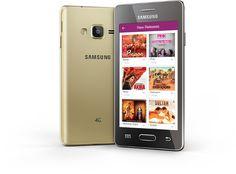 Samsung anuncio ayer su terminal Z2 con Tizen en la India