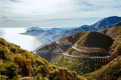 San José (Almería) to Cabo de Gata via the ALP-822