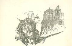 """Semana Santa 1959 """"Sinfonía entre dos ríos"""" Pregón de la Semana Santa de Cuenca de 1959 a cargo de Aristeo del Rey Palomero #SemanaSanta #Cuenca"""