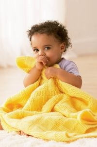 """TLC Home """"Free Knitting Patterns for Baby Blankets"""""""