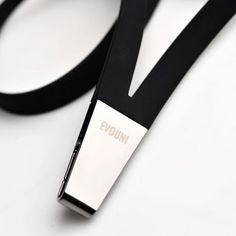 ide-home Store - Evouni Zinc alloy clip Stylish Lanyard - Black Store, Stylish, Accessories, Black, Design, Black People, Larger, Shop