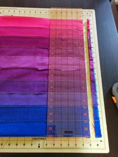 How+to+Make+a+Bargello+Quilt … | Pinteres… : how to make a quilt top - Adamdwight.com