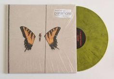 Paramore Brand New Eyes LP Swirl Vinyl 1300 Panic at The Disco Fall Out Boy | eBay