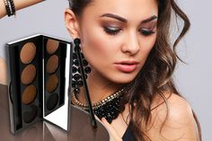 Eyebrow Definition Palette & Brush