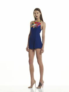 Bec & Bridge Bouquet Playsuit